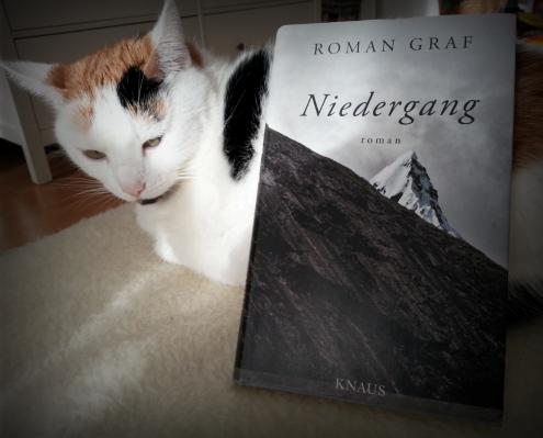 Roman Graf/ Niedergang @Knaus Verlag
