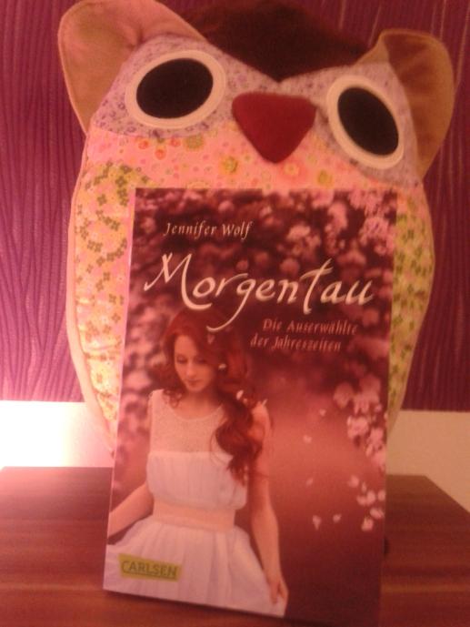 Jennifer Wolf: Morgentau (Buch 1)